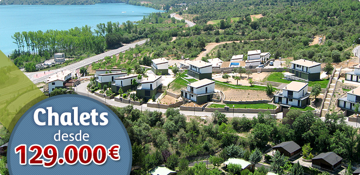 Chalets desde 119.000€